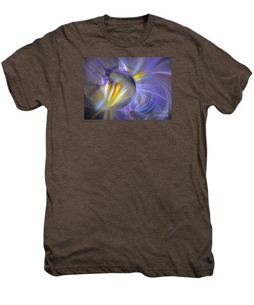 Vigor - Abstract Art Men's Premium T-Shirt