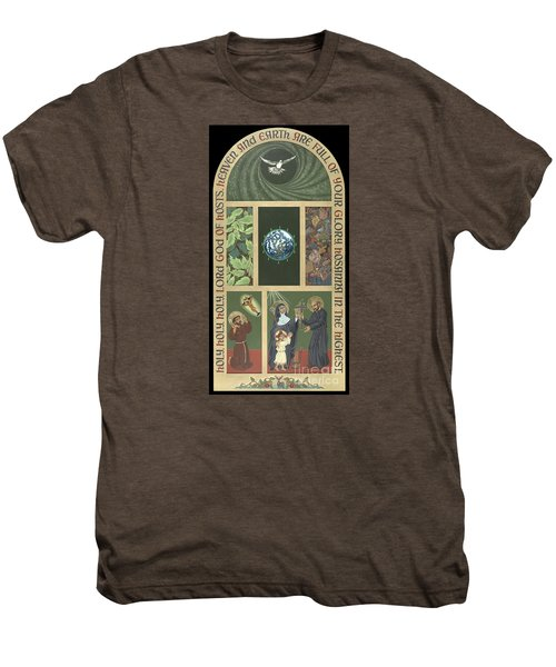 Viriditas - Finding God In All Things Men's Premium T-Shirt