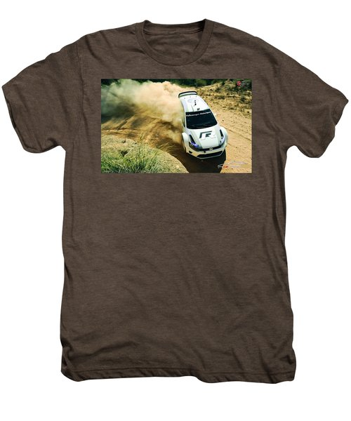 Volkswagen Polo Rally Men's Premium T-Shirt