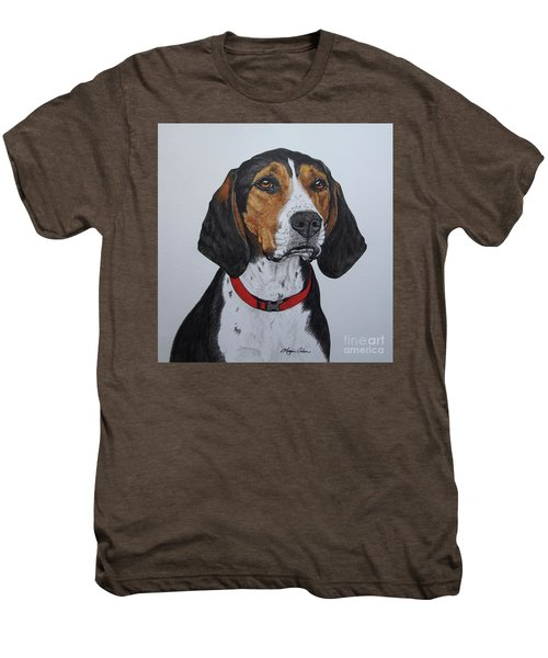 Walker Coonhound - Cooper Men's Premium T-Shirt