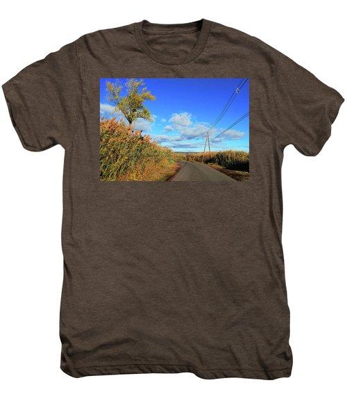 Wanderer's Way Men's Premium T-Shirt