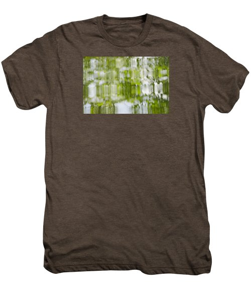 Water Reflections Men's Premium T-Shirt
