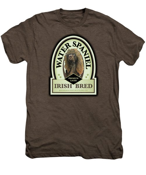 Water Spaniel Irish Bred Premium Lager Men's Premium T-Shirt