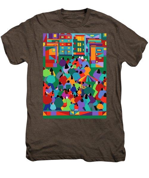 We The People One Men's Premium T-Shirt