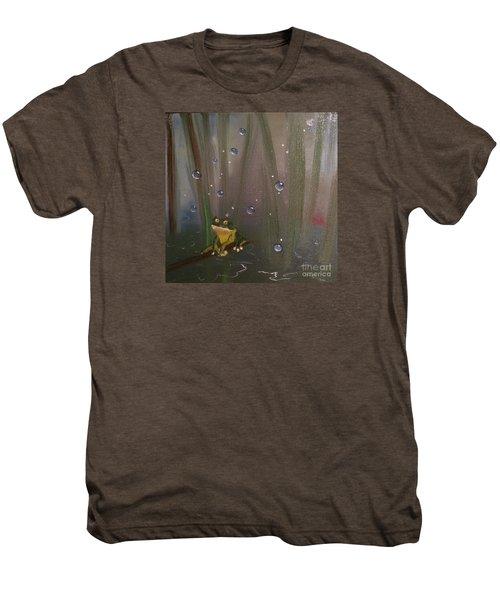 What Men's Premium T-Shirt