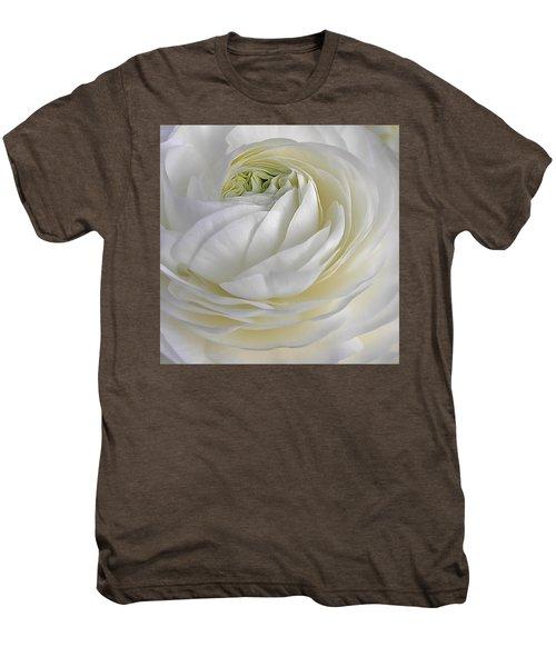 White As Snow Men's Premium T-Shirt