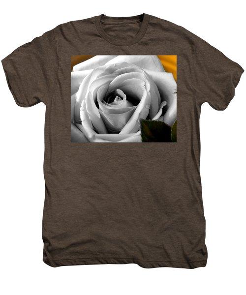 White Rose 2 Men's Premium T-Shirt