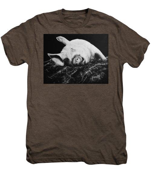 Winnie Men's Premium T-Shirt