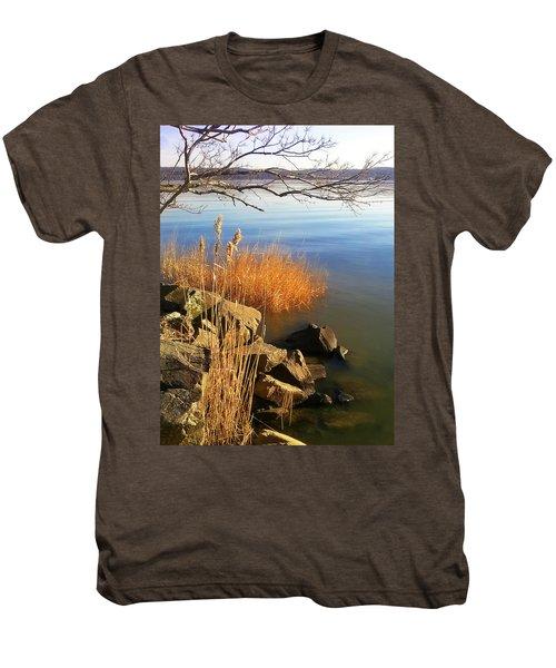 Winter Water Men's Premium T-Shirt