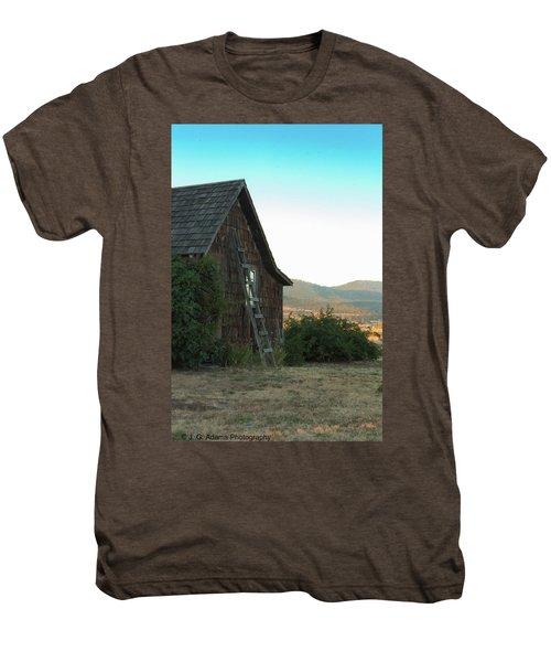 Wood House Men's Premium T-Shirt