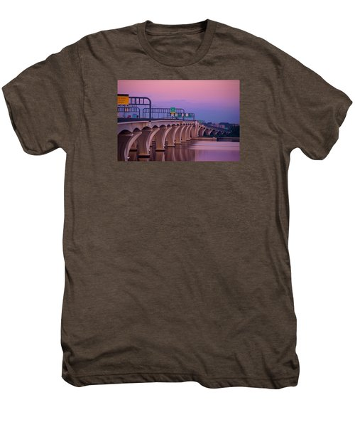 Woodrow Wilson Bridge Men's Premium T-Shirt