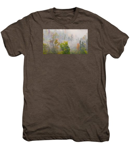 Woods From Afar Men's Premium T-Shirt
