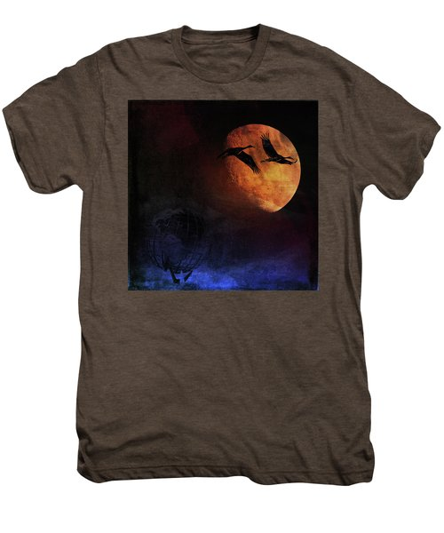 World's Fair Birds Men's Premium T-Shirt