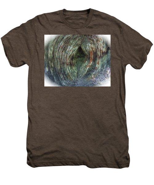 Yoni Au Naturel Une Men's Premium T-Shirt