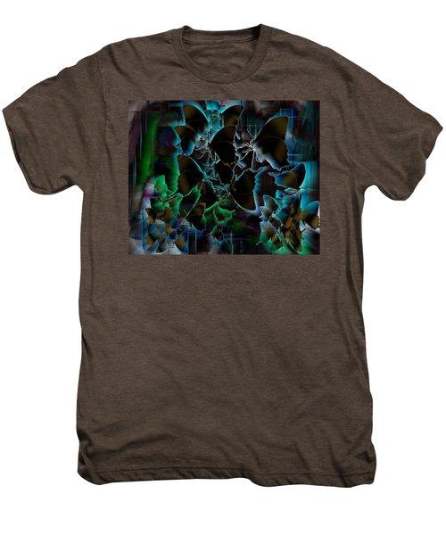 Butterfly Patterns 5 Men's Premium T-Shirt