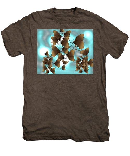 Butterfly Patterns 7 Men's Premium T-Shirt
