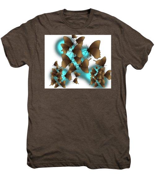 Butterfly Patterns 9 Men's Premium T-Shirt