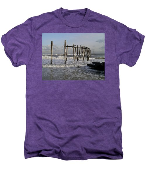 59th St. Pier Men's Premium T-Shirt