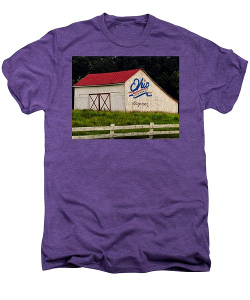 Ohio Bicentennial Barn Men's Premium T-Shirt