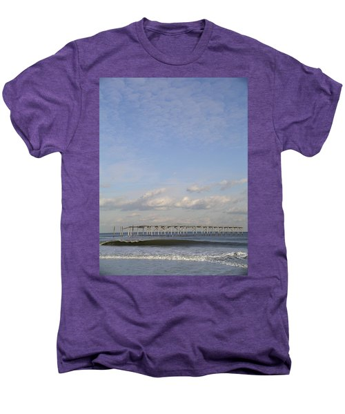 Pier Wave Men's Premium T-Shirt
