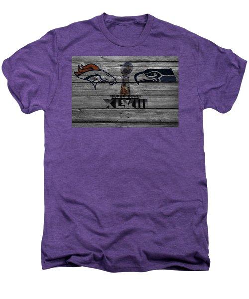 Super Bowl Xlviii Men's Premium T-Shirt