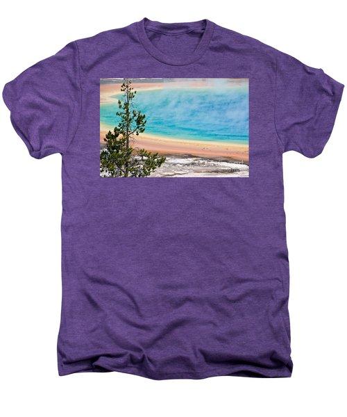 Grand Prismatic Spring Men's Premium T-Shirt
