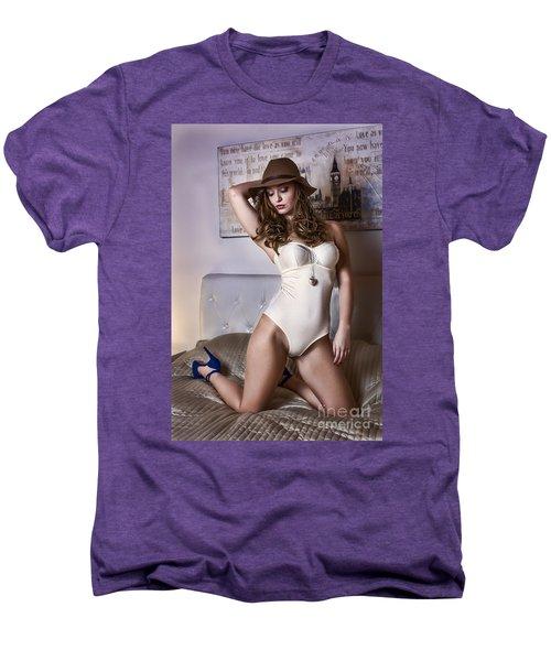 Clara Men's Premium T-Shirt