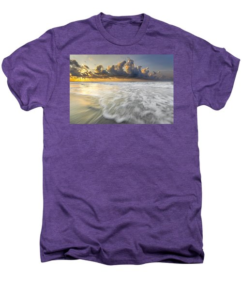 Sunrise On Hilton Head Island Men's Premium T-Shirt