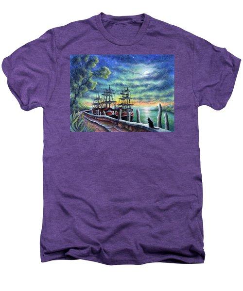 And We Shall Sail My Love And I Men's Premium T-Shirt