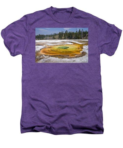 Chromatic Pool Men's Premium T-Shirt