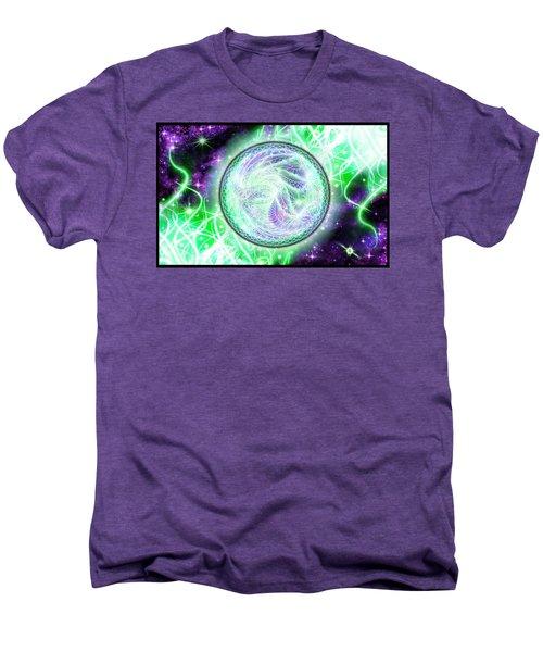 Cosmic Lifestream Men's Premium T-Shirt