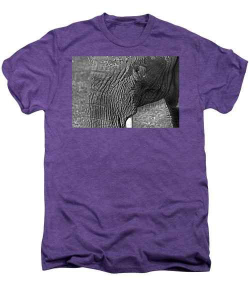 Elephant.. Dont Cry Men's Premium T-Shirt by Miroslava Jurcik