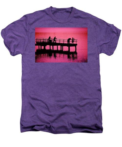 Fishermen Men's Premium T-Shirt