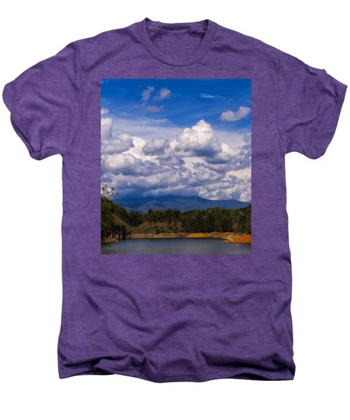 Fontana Lake Storm 2 Men's Premium T-Shirt