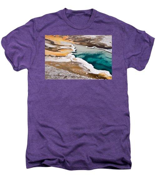 Hot Spring  Men's Premium T-Shirt