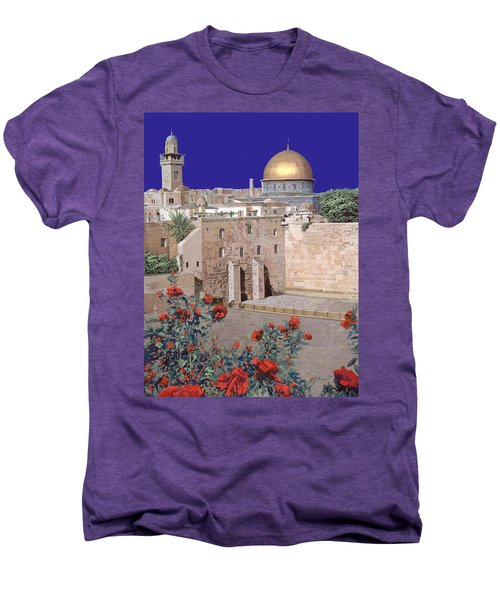 Jerusalem Men's Premium T-Shirt