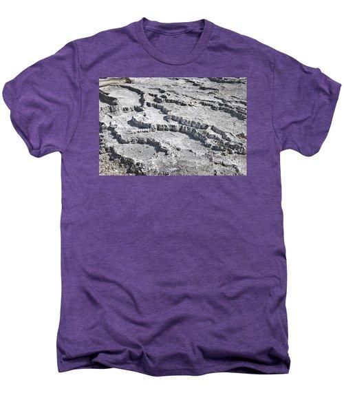 Mammoth Terraces Detail Men's Premium T-Shirt