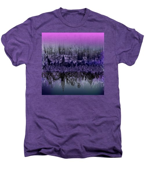 Nyc Tribute Skyline Men's Premium T-Shirt