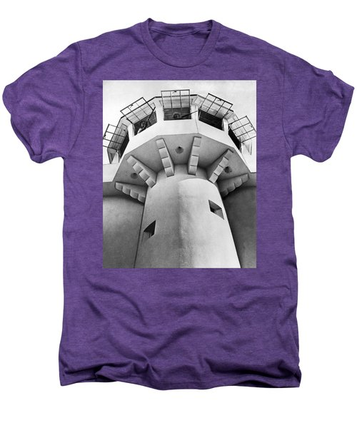 Prison Guard Tower Men's Premium T-Shirt