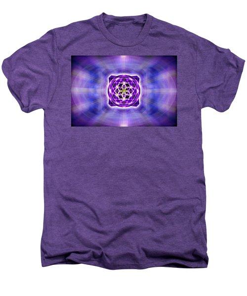 River Of Ascended Light Men's Premium T-Shirt by Derek Gedney