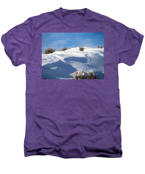 Snowdrifts Men's Premium T-Shirt