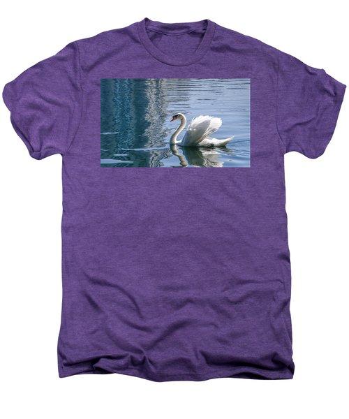 Swan Men's Premium T-Shirt