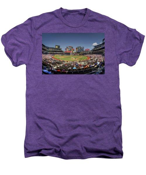 Take Me Out To The Ballgame Men's Premium T-Shirt