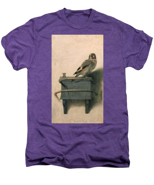 The Goldfinch Men's Premium T-Shirt