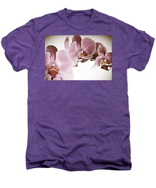 Vintage Orchid Men's Premium T-Shirt