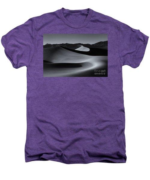 Follow The Curves Men's Premium T-Shirt by Mike Dawson