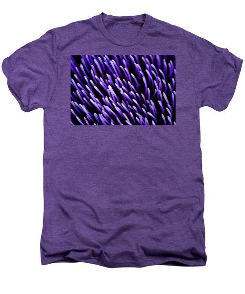Lines Men's Premium T-Shirt by Zoltan Toth