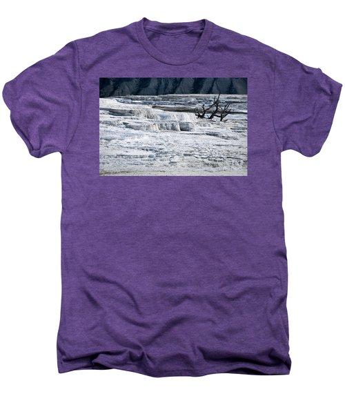 Mammoth Terraces Men's Premium T-Shirt
