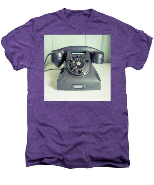 Old Telephone Square Men's Premium T-Shirt