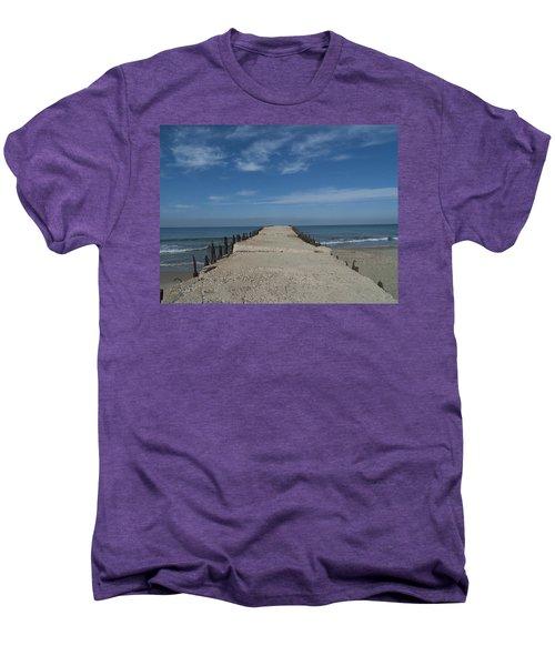 Tel Aviv Old Port 3 Men's Premium T-Shirt